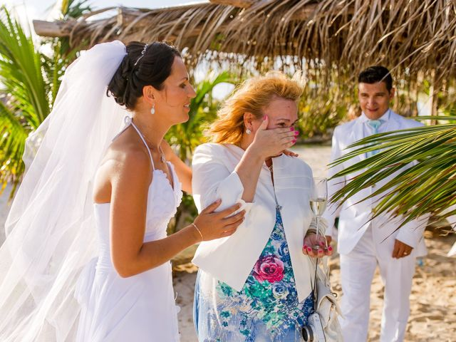 La boda de Marcus y Anna en Chetumal, Quintana Roo 21