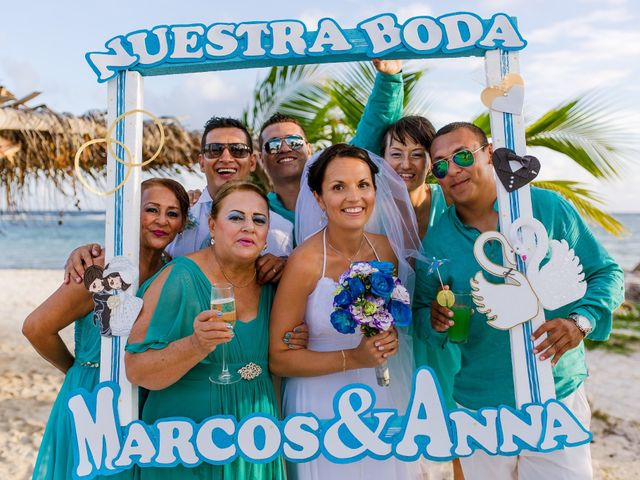 La boda de Marcus y Anna en Chetumal, Quintana Roo 31
