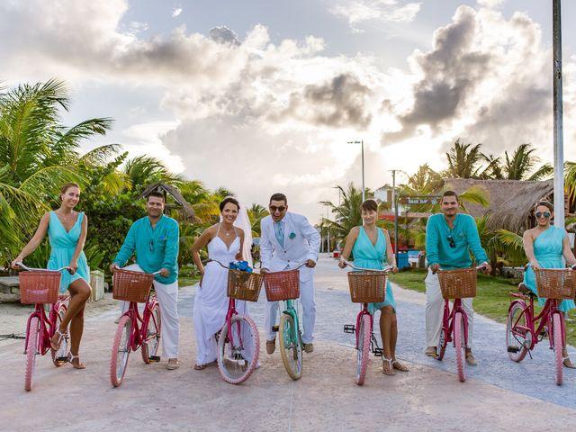 La boda de Marcus y Anna en Chetumal, Quintana Roo 29
