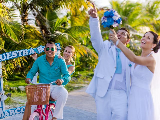 La boda de Marcus y Anna en Chetumal, Quintana Roo 30