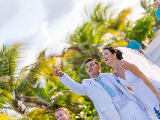 La boda de Marcus y Anna en Chetumal, Quintana Roo 23
