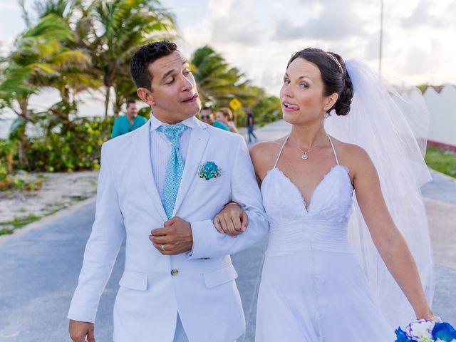 La boda de Marcus y Anna en Chetumal, Quintana Roo 37
