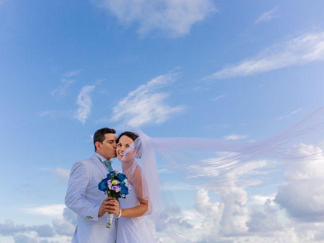 La boda de Marcus y Anna en Chetumal, Quintana Roo 36
