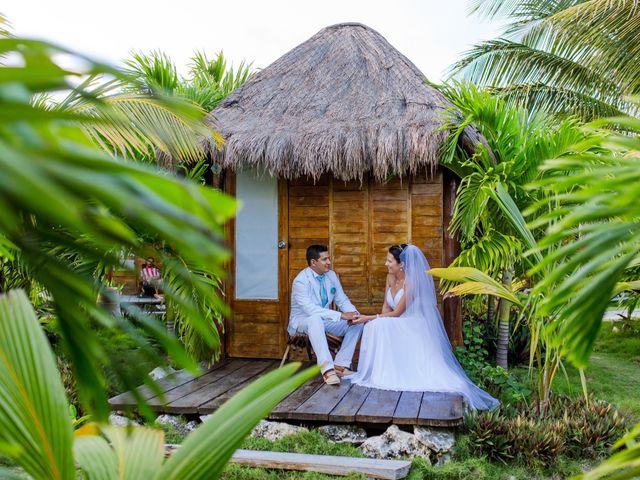 La boda de Marcus y Anna en Chetumal, Quintana Roo 12