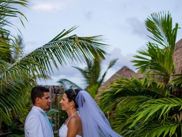 La boda de Marcus y Anna en Chetumal, Quintana Roo 11