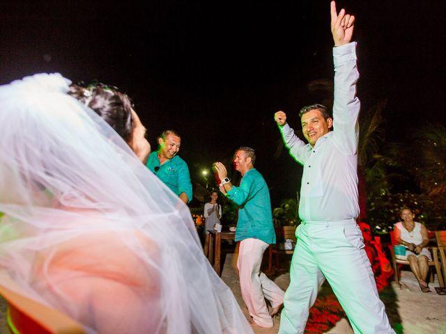 La boda de Marcus y Anna en Chetumal, Quintana Roo 43