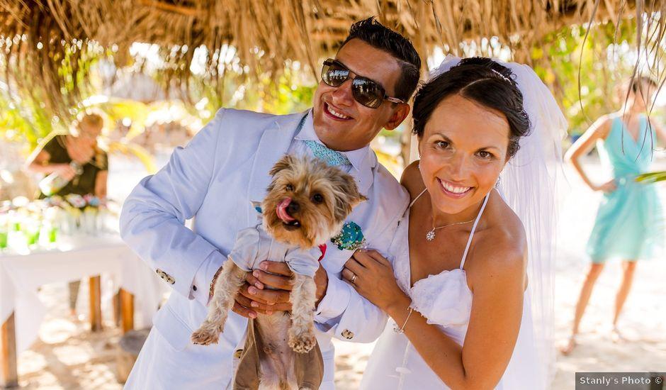 La boda de Marcus y Anna en Chetumal, Quintana Roo