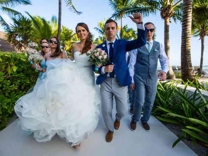 La boda de Veronika y Sergey