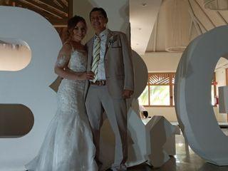 La boda de Gildardo  y Blanca Lizeth  1