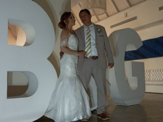 La boda de Gildardo  y Blanca Lizeth  2