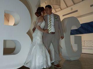 La boda de Gildardo  y Blanca Lizeth