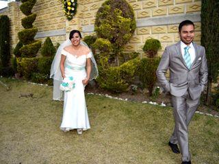 La boda de Claudia y Eduardo