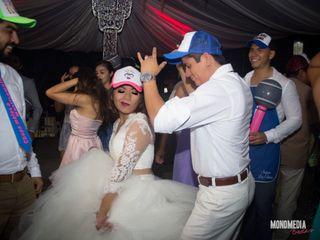 La boda de Luz Andrea y Irahiam  2