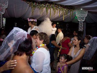 La boda de Luz Andrea y Irahiam  3