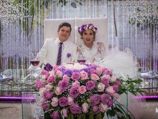 La boda de Luz Andrea y Irahiam