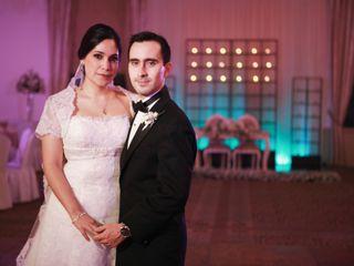 La boda de Alejandra y Antonio