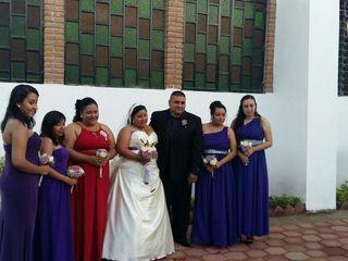 La boda de Jasmín y Rafael 2