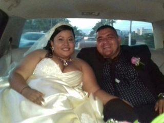 La boda de Jasmín y Rafael