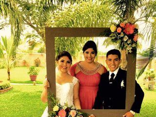 La boda de Kitzia y Joel  3