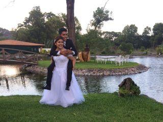 La boda de Kitzia y Joel