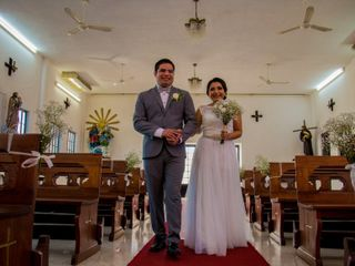 La boda de Gretel  y Luis