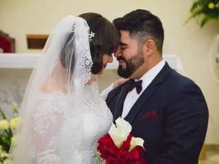 La boda de Jennifer y César
