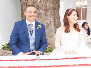 La boda de Josué y Elizabeth