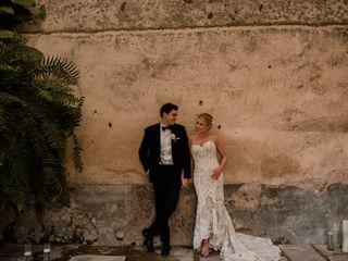 La boda de Suzette y Fernando 1