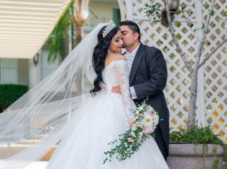 La boda de Stephanie y Sergio