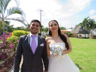 La boda de Ena y Samuel
