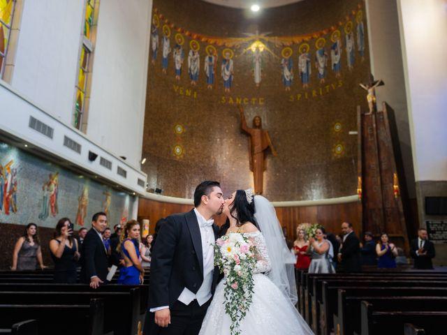 La boda de Sergio y Stephanie en Monterrey, Nuevo León 1