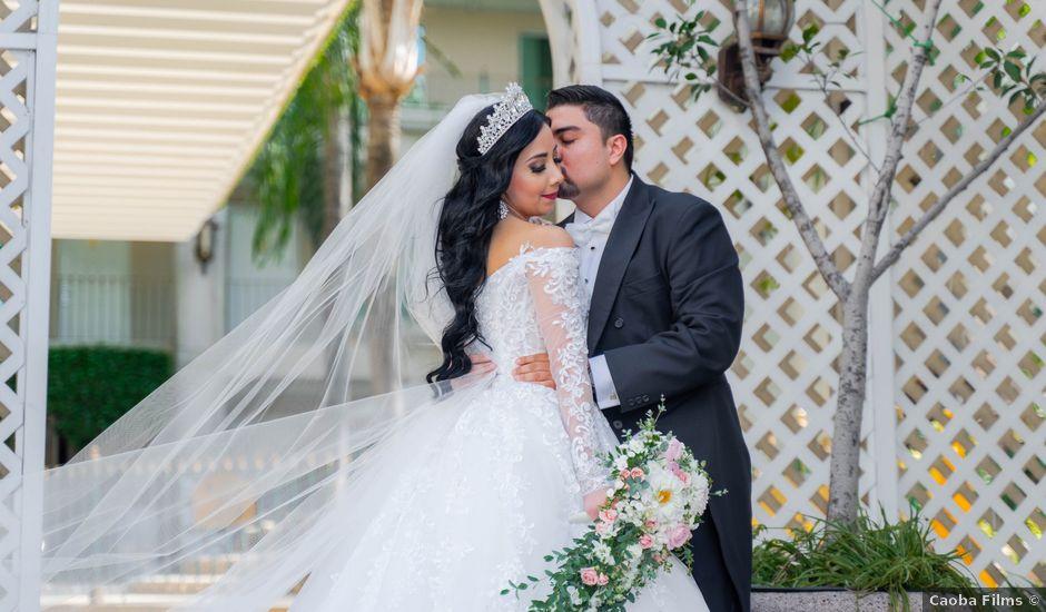La boda de Sergio y Stephanie en Monterrey, Nuevo León