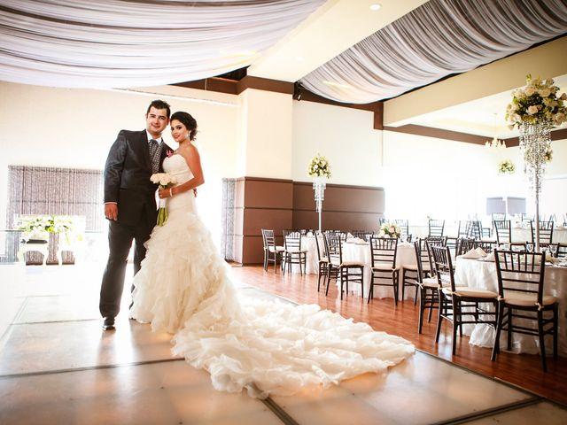 La boda de Ilse y César