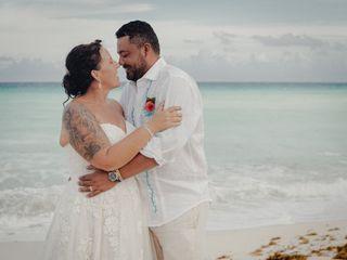 La boda de Melissa y Freddy 1