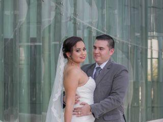 La boda de Cynthia y Hector 1