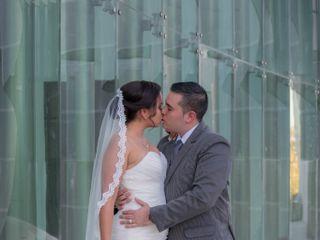La boda de Cynthia y Hector 2
