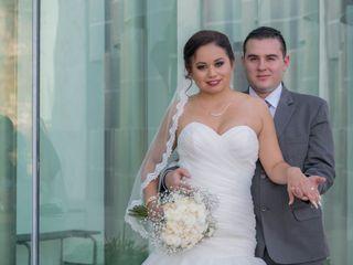 La boda de Cynthia y Hector 3