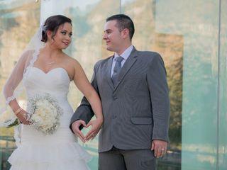 La boda de Cynthia y Hector