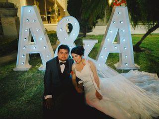La boda de Ayde y Antonio