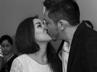 La boda de Evelyn  y Manuel 1