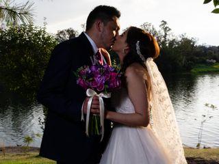 La boda de Evelyn  y Manuel 2