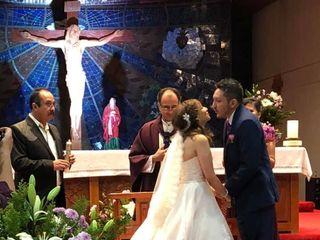 La boda de Evelyn  y Manuel 3