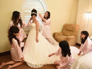La boda de Paola y Victor 2
