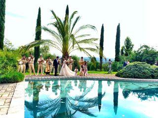 La boda de Carolina y Christian