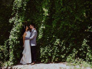 La boda de Elizabeth  y Jaime
