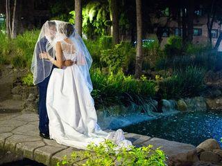 La boda de Mary  y Poncho