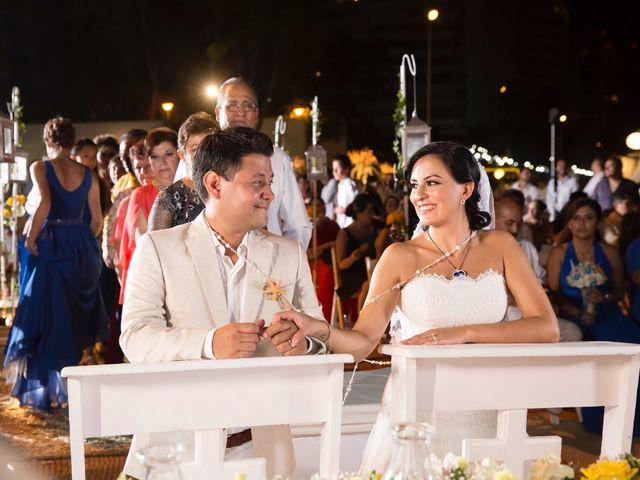 La boda de Shantall y Gerardo