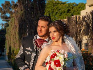 La boda de Alma y Miguel
