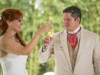 La boda de Margarita y Luis