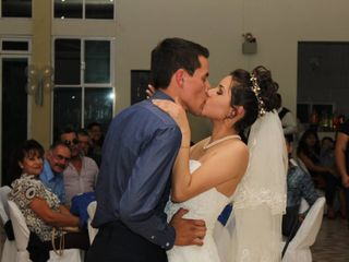 La boda de Alicia y Daniel 1